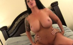 bodacious tattooed brunette maci maguire jumps on top of a stiff pole