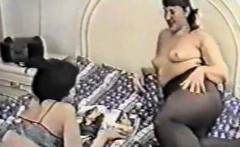 Mature mom seducing young girl part 1