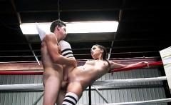 Brunette Slut Gia Paige Gets Hardcore Dicking