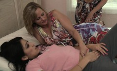 Lesbian love with Kimberly Gates and Becca Blossoms