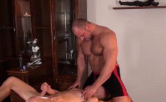 Massaged Twink Fingering His Tight Asshole