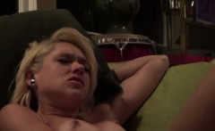 realemoexposed alt babe sky fucks herself on the couch