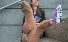 WET SHOE TIGHTS!!!
