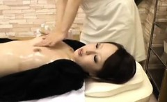 dazzling japanese girl with a magnificent ass gets her body