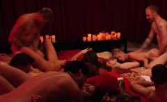 swingers interview about a hot night at the mansion