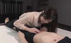 Amazing amateur sex video with Mizuki Ogawa