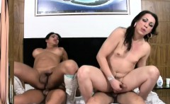 Kinky shedolls fuck in doggystyle and gangbang cock riding