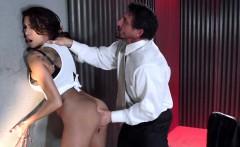 Big Tit Anal Interrogation