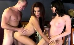 Gorgeous Brunette Raven Redmond Getting Fucked At Cash Stunt