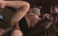 Japanese babe have got big boobs