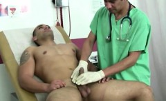 Medical play video and gay men playing doctor with naked boy