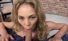 shoplifter angel smalls fucked in pov