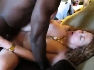 Phat ass black milf with big boobs asshole fuck