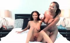 Hottest Amateur Ebony 19yo Teen strips on Webcam