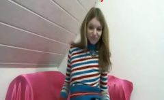 Great Webcam Show From Perfect Teen Girl
