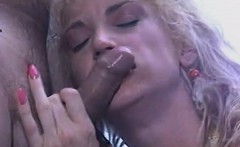 Blonde girls vintage blowjob