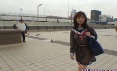Free jav of Mikan Cute Asian student