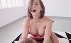 Big ass chick Betty Foxxx seduces a hunk dude for fuck