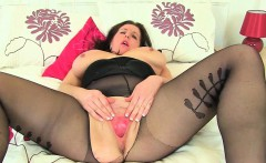 Next door milfs from the UK Lelani, April and Jessica