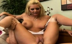 horny dp action with a mature babe with big milk shakes
