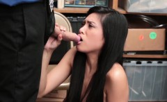 sexy asian thief ember snow gets what she wants