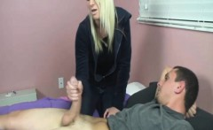 CFNM HANDJOB AND CUMSHOT COMPILATION PART 6