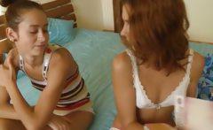 Russian princesses Vika and Natasha