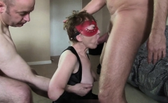 gang bang granny anal and dp