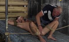 Master Sebastian Kane Jacks Off Xavier Sibleys Cock