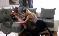 BLACK4K. Sex For a Job Just With Wrong Man