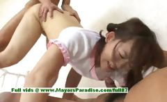 Shoko Yokoyama hot girl lovely Chinese model enjoys a hard