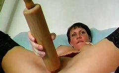 Big dildos and big dicks are not enough