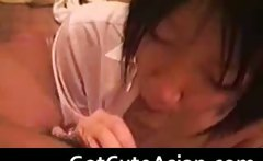Super horny Asian hardcore porn video