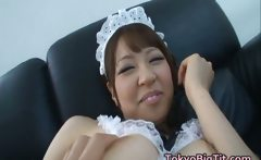 Buruma Aoi Hot Asian model with nice