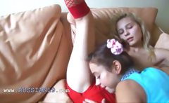 Love and hungarian licking between teens