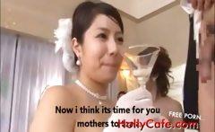 Mature Brides Drinking Cum Funny