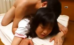 Hairy pussy licking and fucking Tokyo