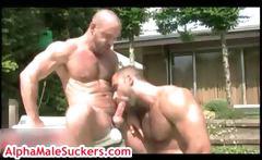 Alex corsi gets cock sucked by carlo