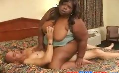 black bbw fatty get fucked hard by black guy