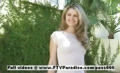 Alanna ingenious sexy teenage blonde