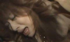 Akari Hoshino Japanese cutie gets crazy