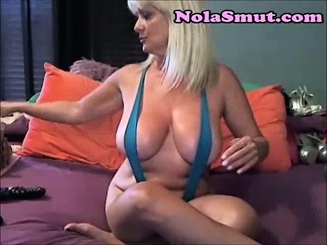 Hot Big Tit Blonde Threesome