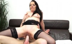 Mature Laura anal fucked by Steve