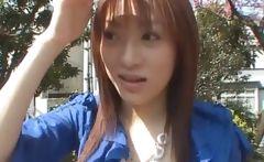 Akari Hoshino Hot gangbang sex