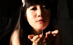 Seductive Japanese Babe Banged