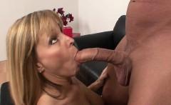 Horny MILF Babe Loves Younger Men!