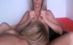 teen blonde lesbian homemade masturbate