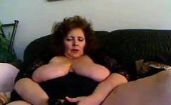 Big And Horny Old Woman