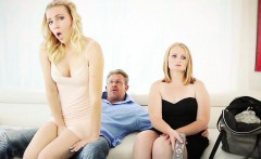 FamilyStrokes - Learning About Sex From Step-Dad