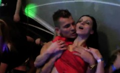Sexy teenies get totally foolish and naked at hardcore party